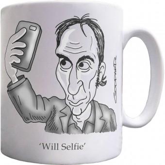 Will Selfie Mug