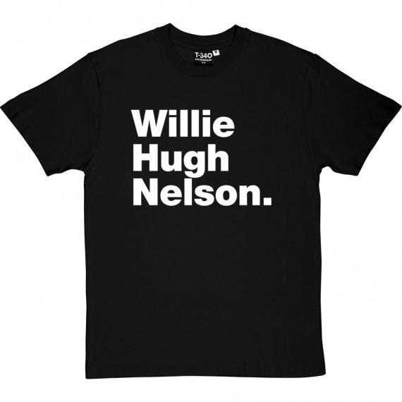 Willie Hugh Nelson T-Shirt