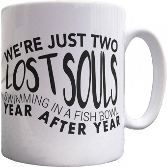 Wish You Were Here Ceramic Mug