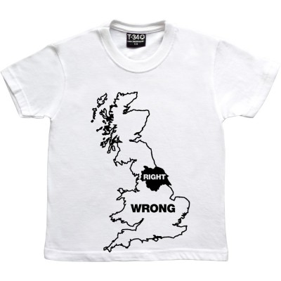 Yorkshire Right, Everywhere Else Wrong