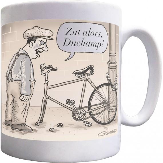 Zut Alors, Duchamp Mug
