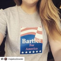 Bartlett for America T-Shirt