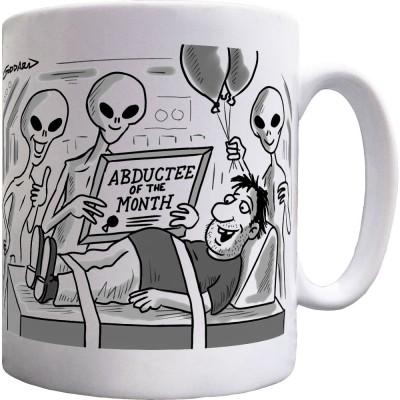 Abductee Of The Month Ceramic Mug
