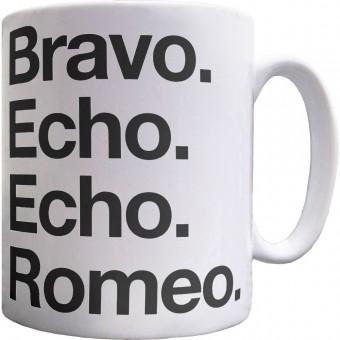 Beer Phonetic Ceramic Mug
