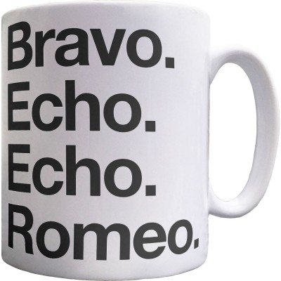 Beer Phonetic Ceramic Mug