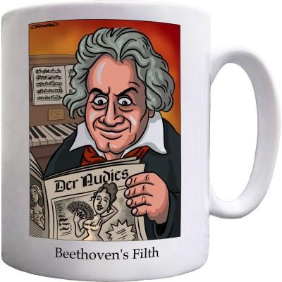 Beethoven's Filth Ceramic Mug