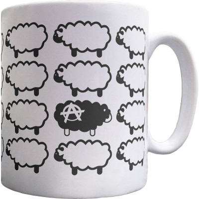 Black Sheep Ceramic Mug