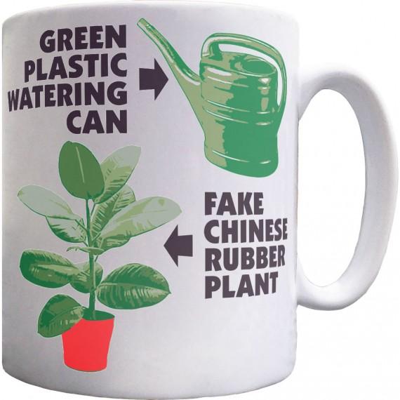 Fake Plastic Trees Ceramic Mug