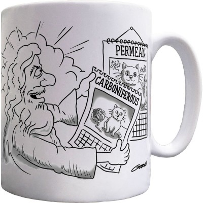 God's Calendar Ceramic Mug