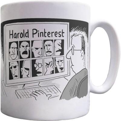 Harold Pinterest Ceramic Mug
