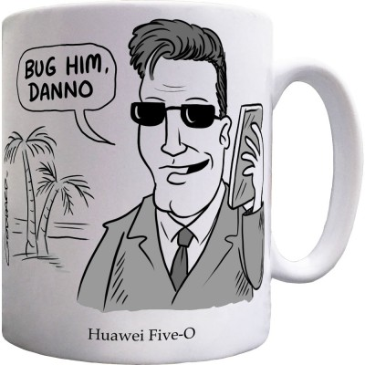 Huawei Five-O Ceramic Mug