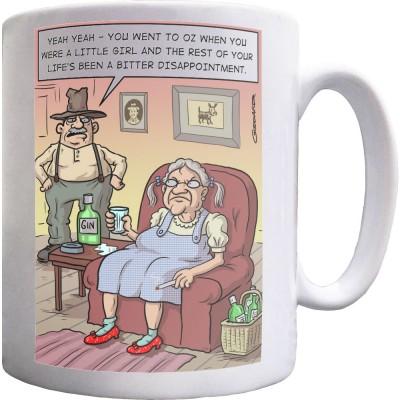 Old Dorothy Ceramic Mug