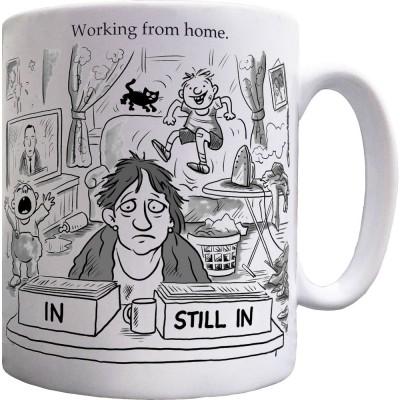 In-Box; Still-In-Box Ceramic Mug