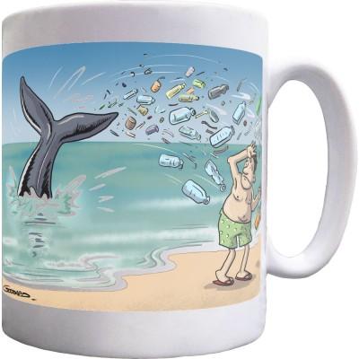 Whale Waste Ceramic Mug
