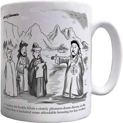 Xanadu Affordable Housing Ceramic Mug