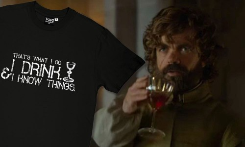 No Spoilers! New Film & TV T-Shirts