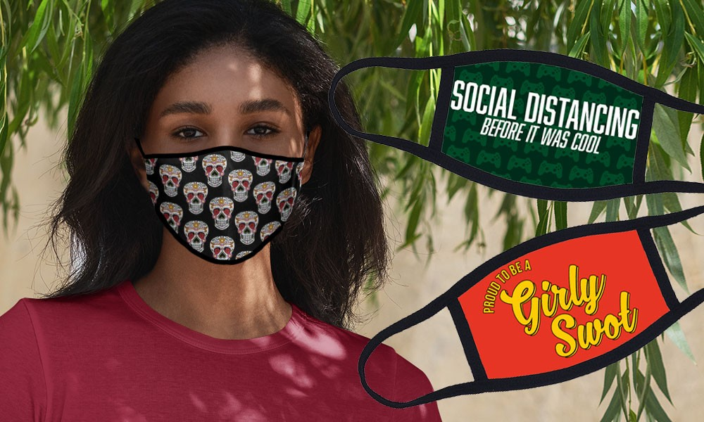 Face Masks Now In!
