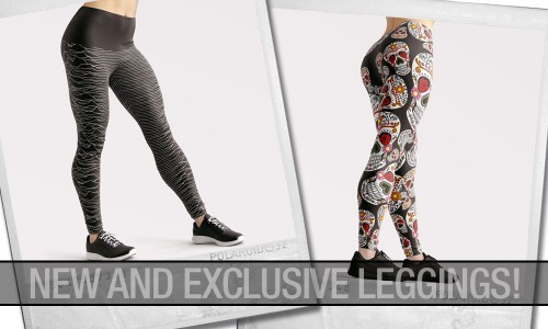 MAY DAY! New Leggings, New Hoodies