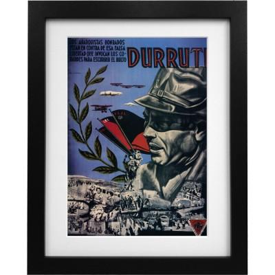 Durruti Poster Art Print