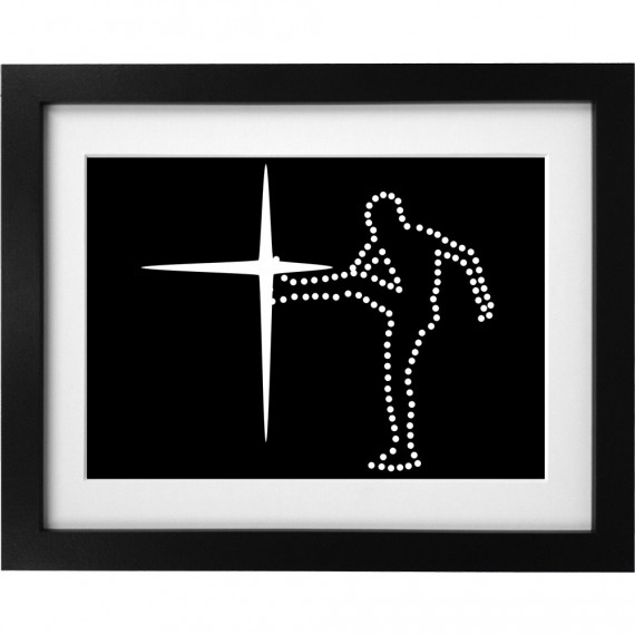 The Old Grey Whistle Test Starkicker Art Print