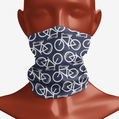 Happiness Is Bicycle Shaped Snood