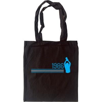 1986 Tote Bag