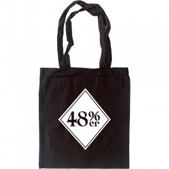 48%er Tote Bag