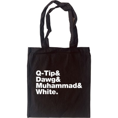 A Tribe Called Quest Line-Up Tote Bag