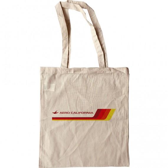 Aero California Tote Bag