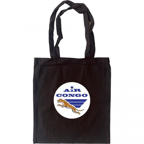 Air Congo Tote Bag
