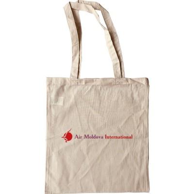 Air Moldova International Tote Bag