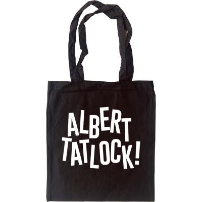 Albert Tatlock Tote Bag