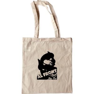 Al Front Spanish Civil War Poster Tote Bag