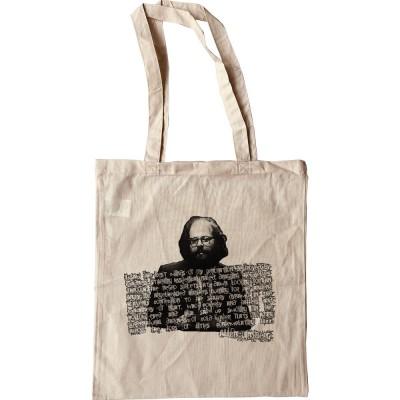 Allen Ginsberg Tote Bag