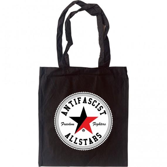 Antifascist Allstars Tote Bag