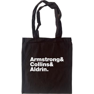 Apollo 11 Line-Up Tote Bag