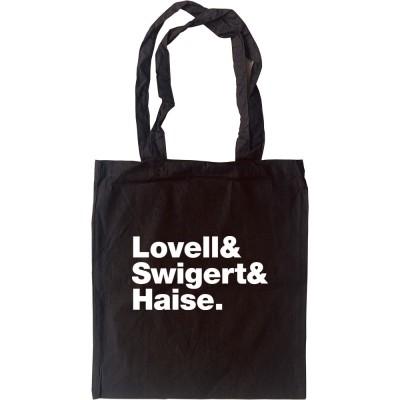 Apollo 13 Line-Up Tote Bag