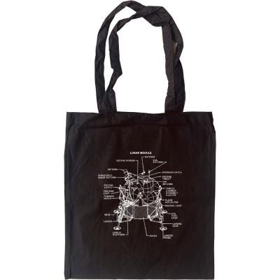 Apollo Lunar Module Tote Bag