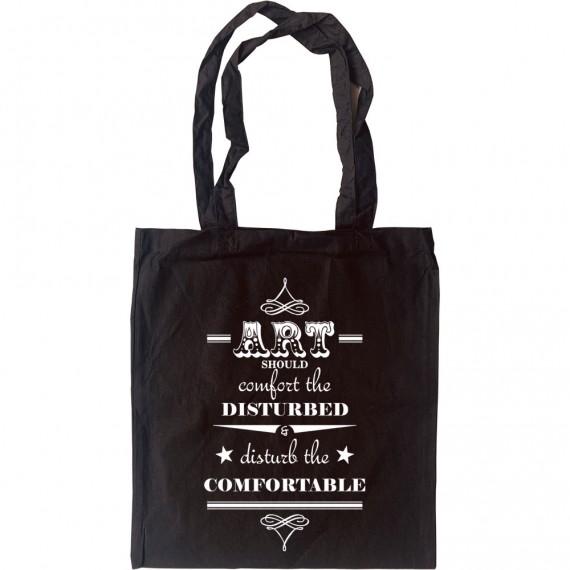 Art Should... Tote Bag