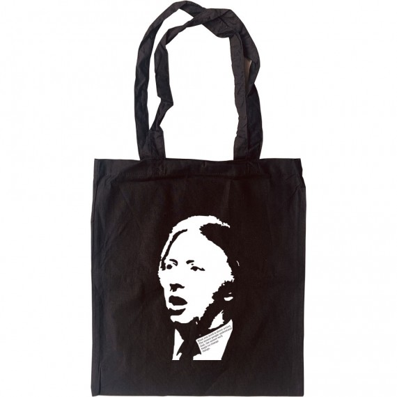 Arthur Scargill Tote Bag