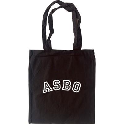 ASBO Tote Bag