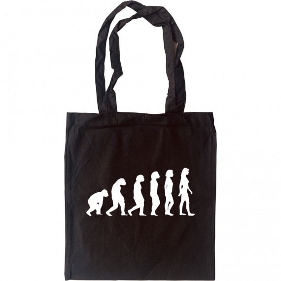 Ascent Of Woman Tote Bag