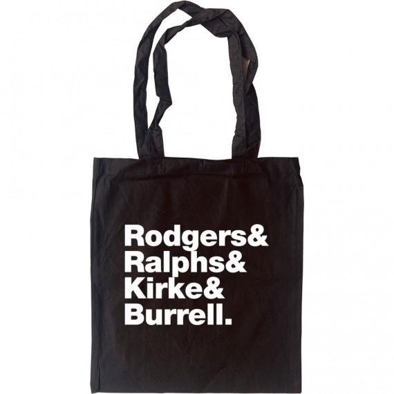 Bad Company Line-Up Tote Bag