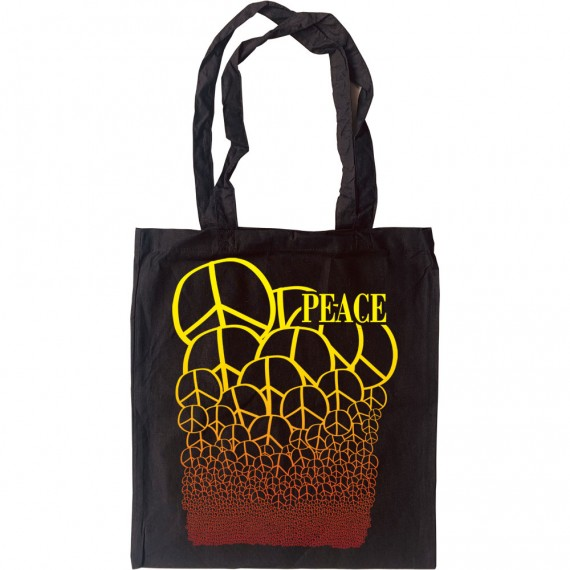 Ban The Bomb (Stack) Tote Bag