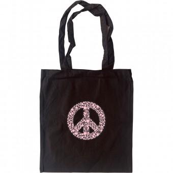 Ban The Bomb Tote Bag