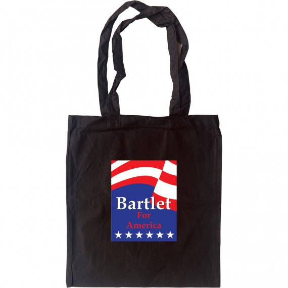 Bartlet For America Tote Bag