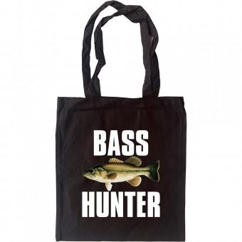 Bass Hunter Tote Bag