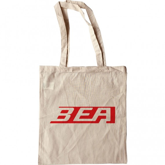 British European Airways Tote Bag