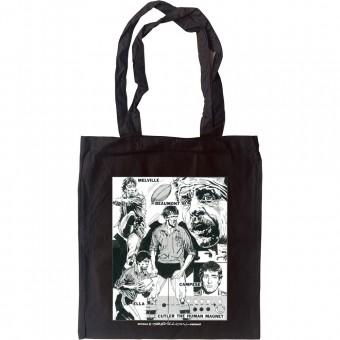 Bill Beaumont & England v Australia 1984 Tote Bag