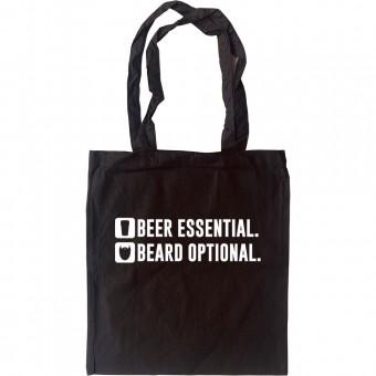 Beer Essential Tote Bag